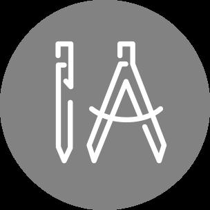 Logo Kreis Grau Transparent